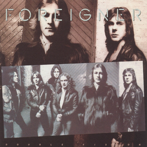 <i>Double Vision</i> (Foreigner album) 1978 studio album by Foreigner