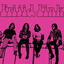 <i>Frijid Pink</i> (album) 1970 studio album by Frijid Pink
