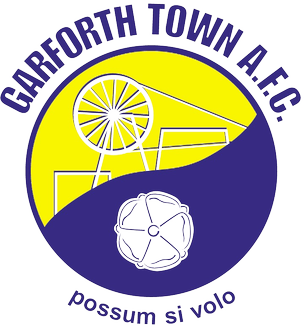 Garforth Towns' emblem