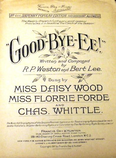 Good Bye Ee Wikipedia