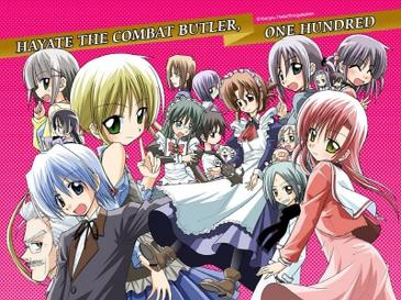 List of Hayate the Combat Butler characters - Wikipedia