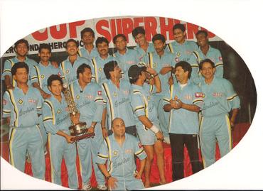 1995 English cricket season