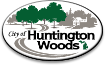 Official logo of Huntington Woods, Michigan