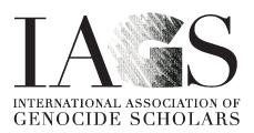 International Association of Genocide Scholars