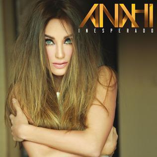 <i>Inesperado</i> 2016 studio album by Anahí