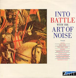 Into Battle with the Art of Noise (EP), 1983