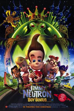 Jimmy Neutron: Boy Genius full movie (2001)