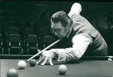 John Pulman English former professional snooker player, 8-time world champion (last 1968)