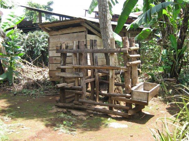 Goat Farm House Design
