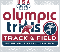 2008 United States Olympic Trials (track and field) track and field