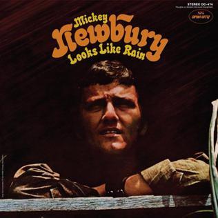 <i>Looks Like Rain</i> 1969 studio album by Mickey Newbury