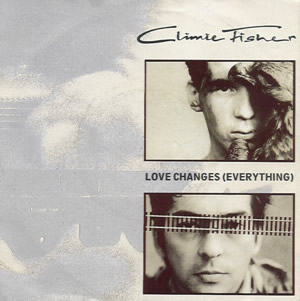 Love Changes (Everything)