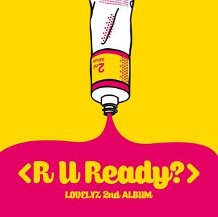 <i>R U Ready?</i> 2017 studio album by Lovelyz