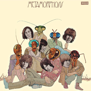 <i>Metamorphosis</i> (Rolling Stones album) 1975 compilation album by the Rolling Stones