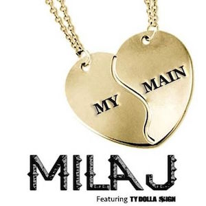Mila J featuring Ty Dolla Sign — My Main (studio acapella)