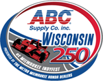 ABC Supply Wisconsin 250 auto race held in Milwaukee, United States