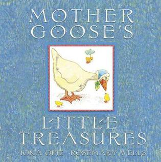 <i>Mother Gooses Little Treasures</i> 2007 childrens picture book by Iona Opie