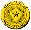Seal of Nueces County, Texas