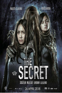 Suster Ngesot Urban Legend Poster The Secret Png