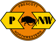 Prescott and Northwestern Railroad logo.png