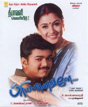 Priyamanavale (2000) Movie Poster
