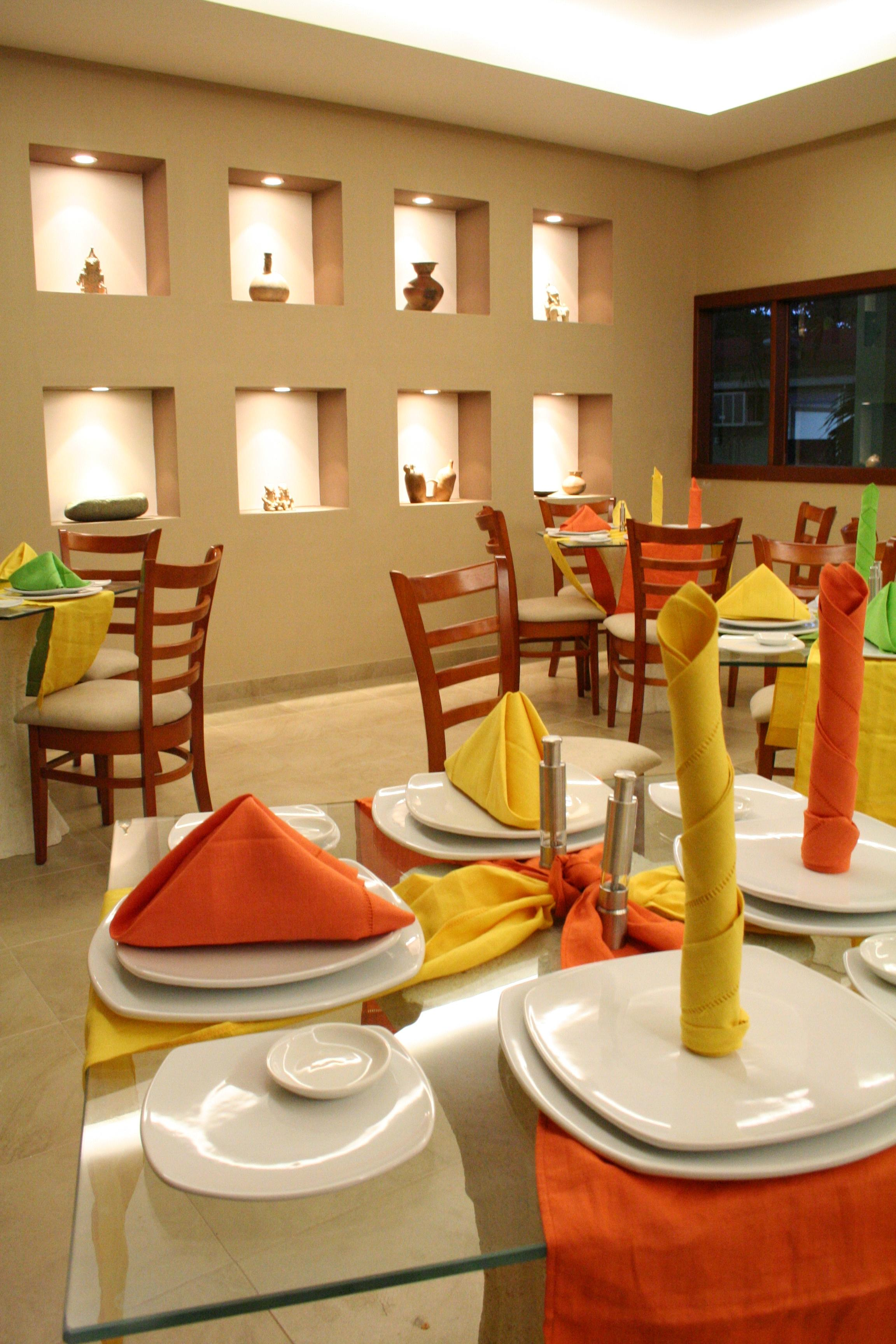 Small restaurant design joy studio design gallery best design - Restaurant decor supplies ...