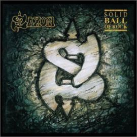 <i>Solid Ball of Rock</i> album by Saxon