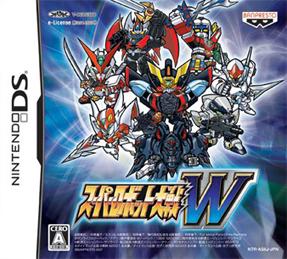 <i>Super Robot Wars W</i> video game