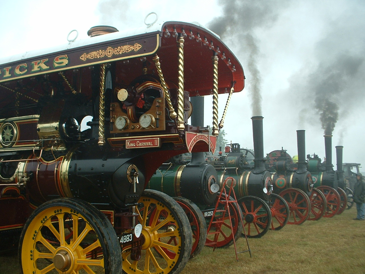 Innishannon Steam and Vintage Rally - Wikipedia