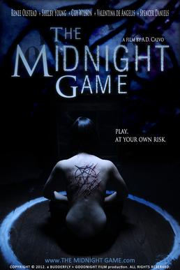 TMG One Sheet 2013 The Midnight Game [2013] [DvdRip] [Subtitulada]