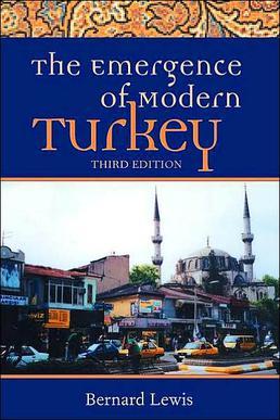 The Emergence of Modern Turkey - Wikipedia