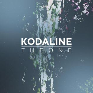 Kodaline — The One (studio acapella)