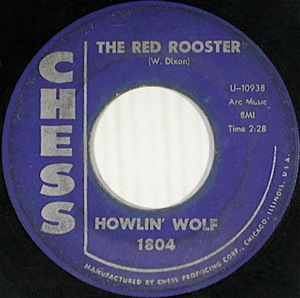 Little Red Rooster single