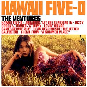 Hawaii Five-O artwork