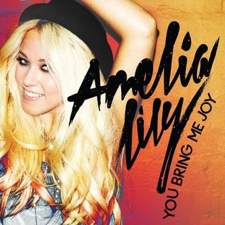 Amelia Lily — You Bring Me Joy (studio acapella)
