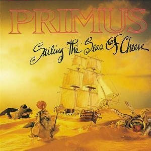 <i>Sailing the Seas of Cheese</i> 1991 studio album by Primus