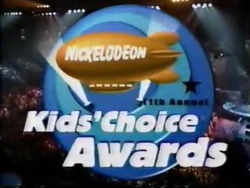 1998 Kids Choice Awards
