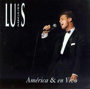 <i>América & en Vivo</i> 1992 EP by Luis Miguel