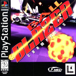 <i>Ballblazer Champions</i> 1997 video game