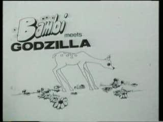 <i>Bambi Meets Godzilla</i>