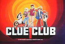 <i>Clue Club</i> television series