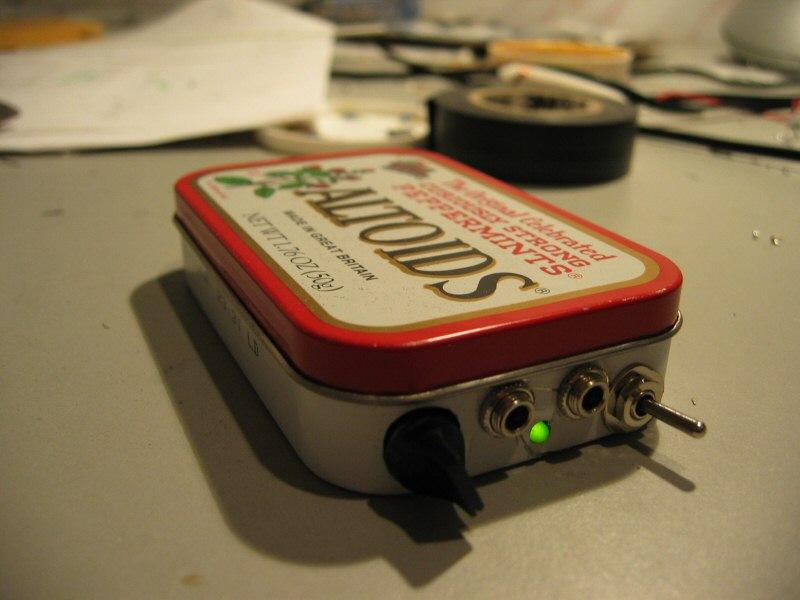 9 Volt Circuit