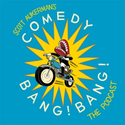 Picture of a podcast: Comedy Bang Bang