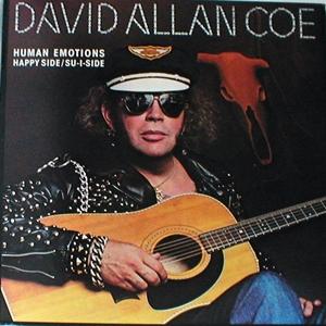 <i>Human Emotions</i> 1978 studio album by David Allan Coe