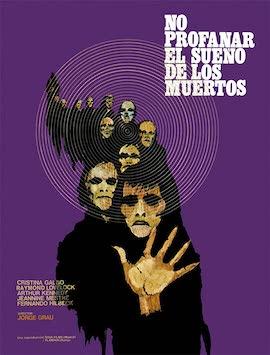 <i>Let Sleeping Corpses Lie</i> (film) 1974 film by Jorge Grau