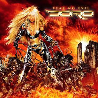 <i>Fear No Evil</i> (Doro album) 2009 studio album by Doro