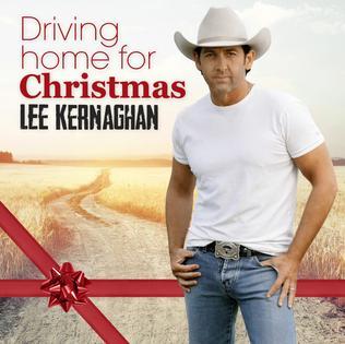<i>Driving Home for Christmas</i> (album) 2014 studio album by Lee Kernaghan