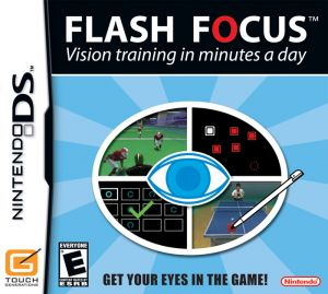 <i>Flash Focus: Vision Training in Minutes a Day</i> video game