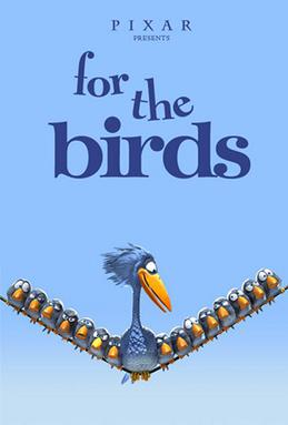 Poster for For the Birds
