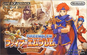 <i>Fire Emblem: The Binding Blade</i> 2002 video game